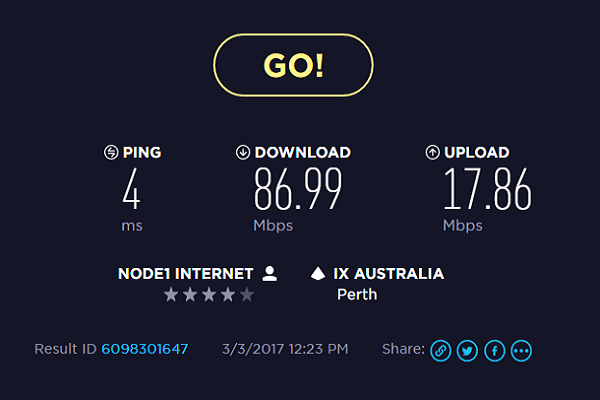 HOW WE GOT FAST INTERNET WITHOUT THE NBN